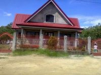 European Style House & Lot for Sale Masbate City Philippines