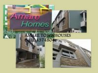 Amare Homes Estates Quezon City House and Lot for Sale