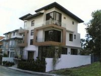 House and Lot for Sale in McKinley Hill Village Taguig City