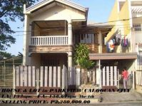 Parkview Heights Caloocan City House and Lot for Sale
