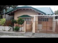 House and Lot for Sale CAA Casimiro Village Las Pinas City