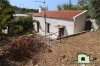 Detached Stone House for Sale Chania Crete Greece with Sea View