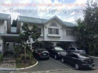 Woodside Homes, New Manila Quezon City House & Lot for Sale