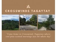 Crosswinds Tagaytay Bgy Iruhin Cavite Lot for Sale