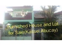 Kassel City Abucay Tacloban Leyte House & Lot for Rush Sale