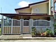 Bakod Bayan Cabanatuan City Nueva Ecija House & Lot For Sale