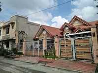 Brgy. Dau, Mabalacat, Pampanga House & Lot For Rush Sale