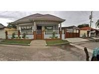 Manibaug Paralaya, Porac, Pampanga House & Lot For Sale