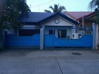 Ramos Village, Laoag City, Ilocos Norte House & Lot For Sale