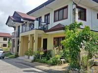 San Jose Maria Village Talisay City Cebu House & Lot For Sale
