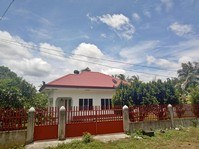 Songculan, Dauis, Bohol Brand New House & Lot For Sale