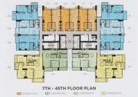 Floor Plan 11th Floor