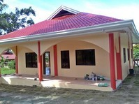 Lambug, Badian, Cebu House & Lot For Rush Sale 011908