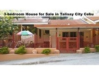 Maghaway, Talisay, Cebu House & Lot for Sale 081925