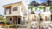 Php 20K Reservation 3BR Single Detached 186sqm. Amira Alegria Residences Marilao Bulacan