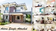 Php 20K Reservation 4BR Single Attached 186sqm.  Adora Single Attached Alegria Residences Marilao Bulacan