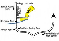 Sta Lucia San Miguel Bulacan Residential Lot Sale