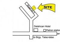 Dalahican Lucena City Quezon Foreclosed Vacant Lot Sale