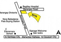 Ramos Santiago City Isabela Foreclosed Vacant Lot Sale