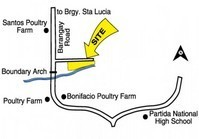 Sta Lucia San Miguel Bulacan Residential Lot Sale 2