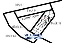 Villa Angela Subdivision, La Castellana Vacant Lot for Sale